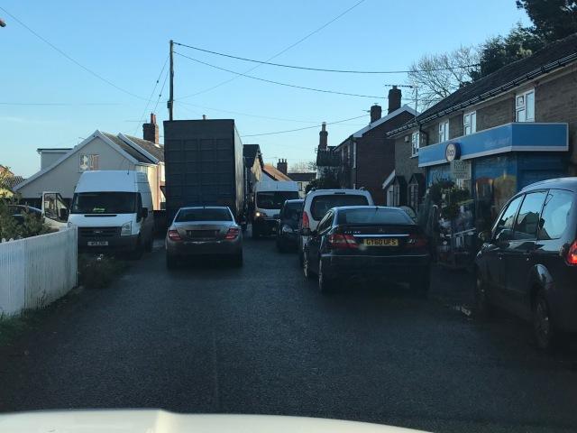 New Street Traffic 5